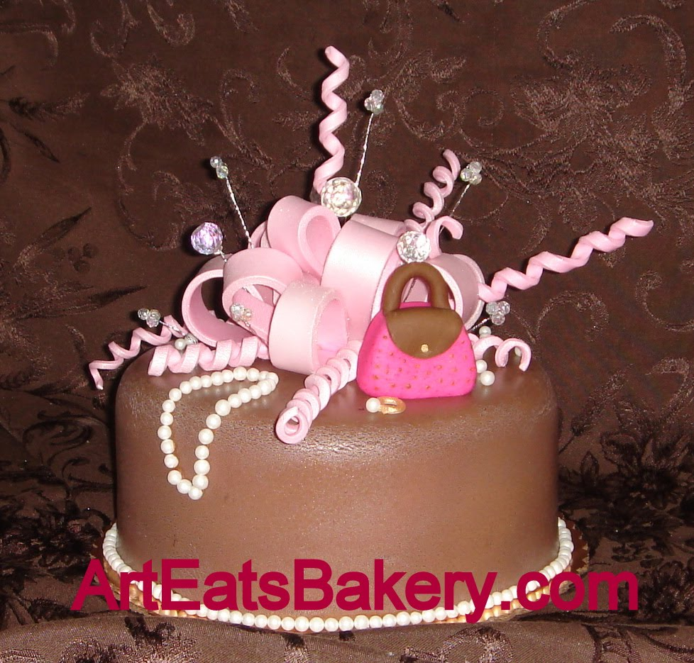 Wondrous Cake Fondant Buttercream Art Eats Bakery Page 3 Funny Birthday Cards Online Chimdamsfinfo