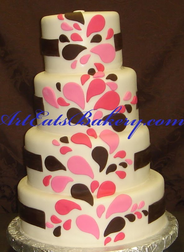 Cake Art White Chocolate Fondant : cake Art Eats Bakery Page 59