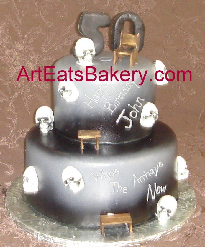 Men S Birthday Cake Clayton