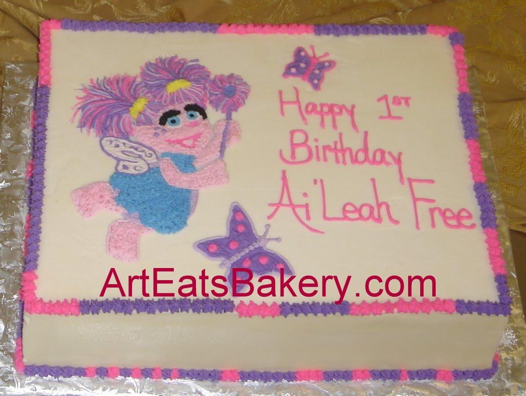 girls Art Eats Bakery Page 4
