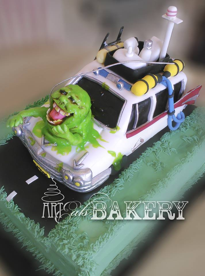 Ecto  Birthday Cake
